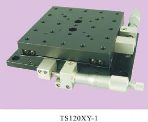 Crossed-Roller Bearing Translation Stage - TS120XY-1
